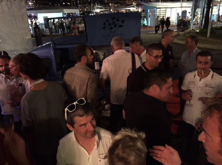 Convivialité et professionnalisme pour AGL Marine au Yachting Festival