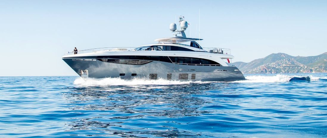 Le chantier britannique Princess Yachts International annonce de grosses pertes