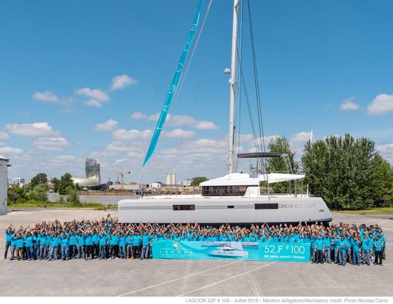 A Bordeaux (33), le chantier naval CNB-Lagoon recrute 100 CDi
