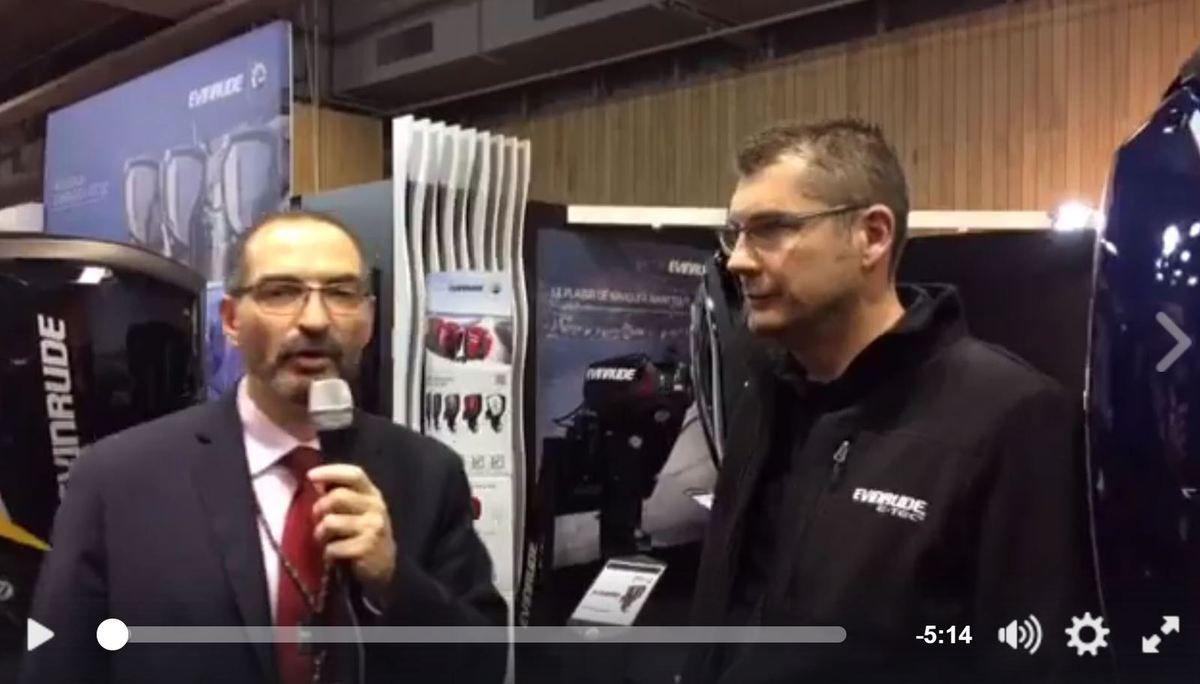 Vidéo - ce qui différencie les nouveaux moteurs hors-bord Evinrude G2 des anciens G1