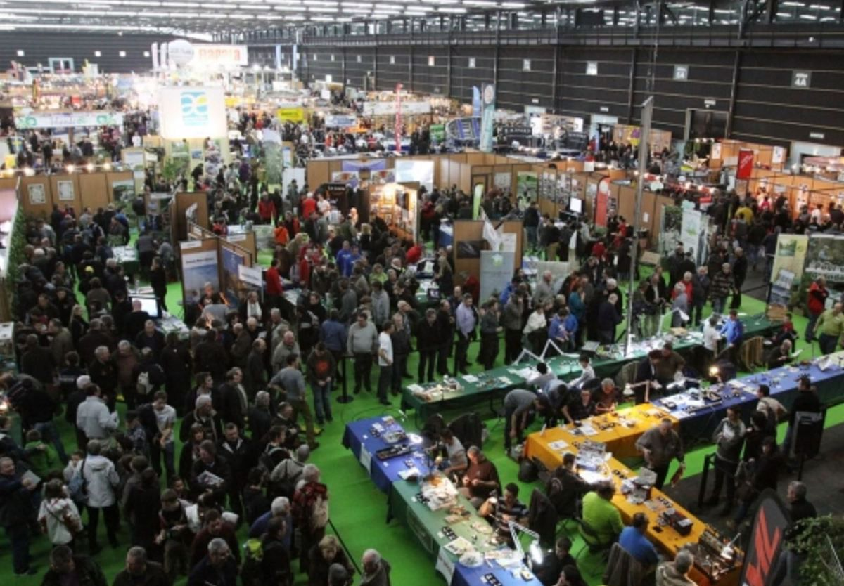 Clermont ferrand 63 capitale fran aise de la p che de for Salon 2018 france