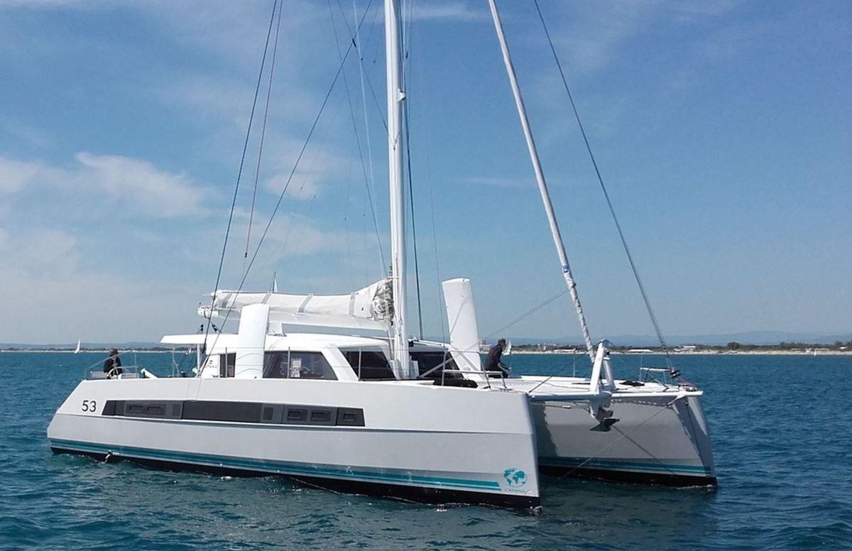 Vidéo - Première présentation du nouveau Catana 53, une nouvelle star des bateaux de grand voyage