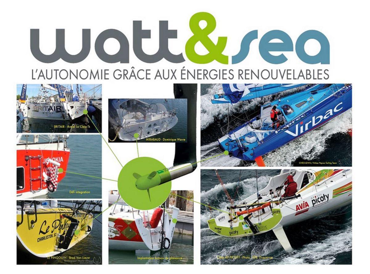 Watt&amp&#x3B;Sea nouveau partenaire du Rallye des Iles du Soleil RIDS 2017
