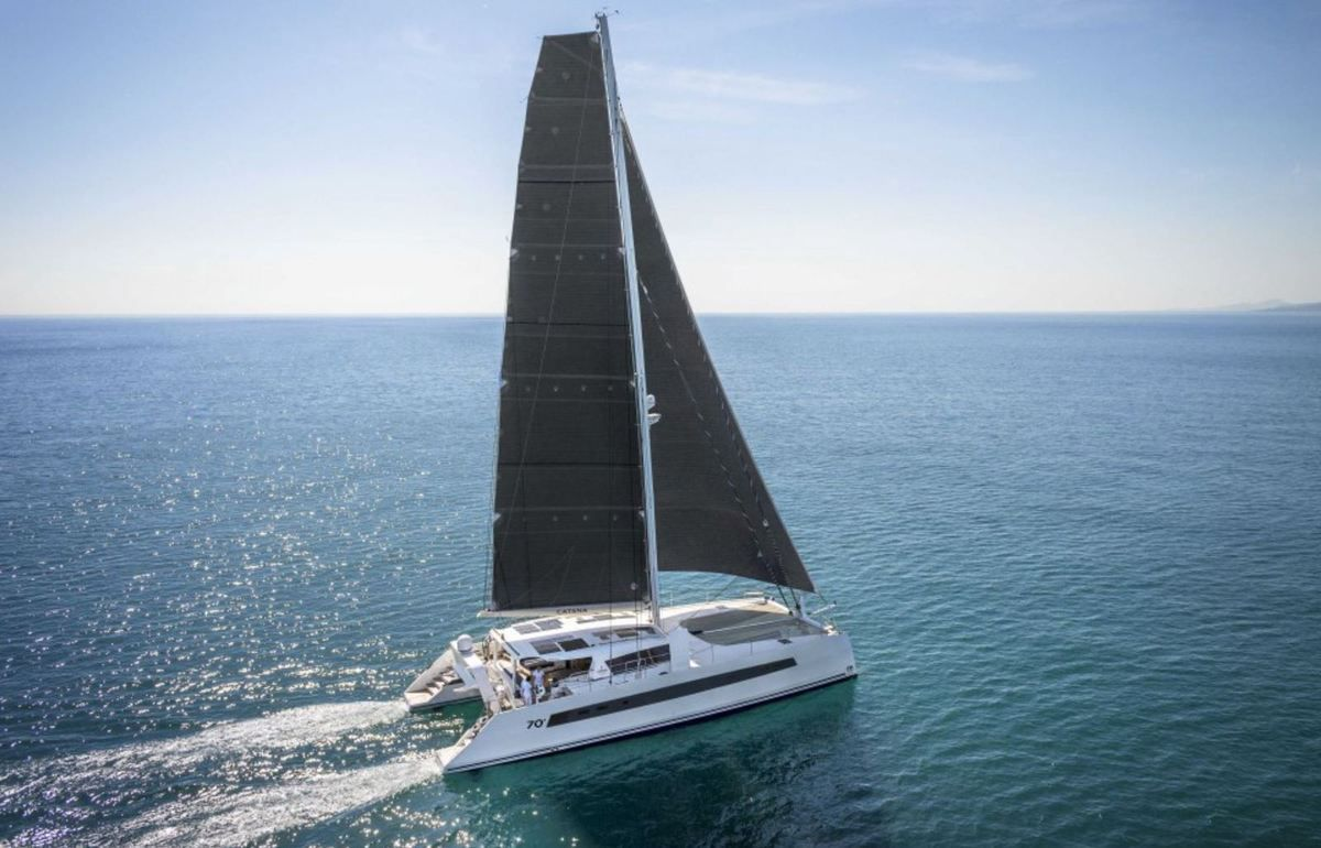Le Catana 70, le flagship du chantier français Catana Grouip