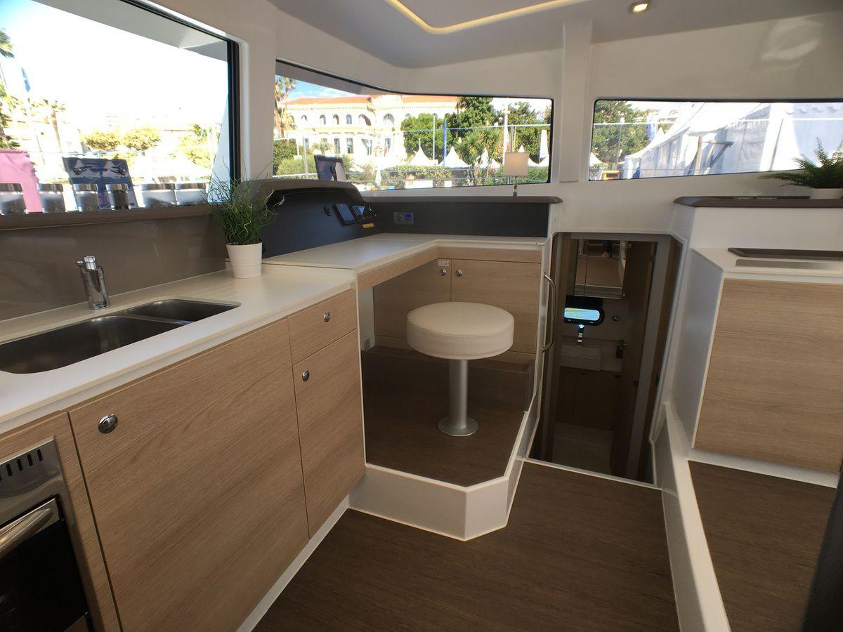 La nouvelle finition Premium des catamarans BALI