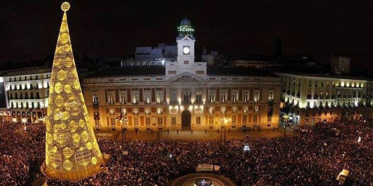 Le nouvel an en Espagne et au Japon
