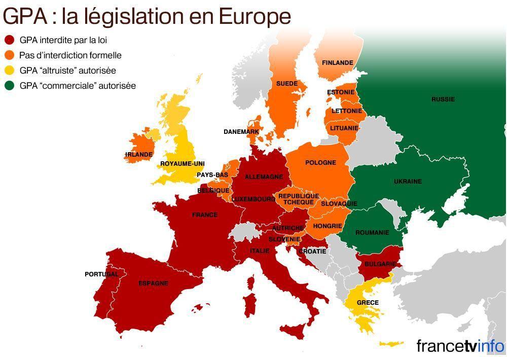 Surrogacy arrangement in the eu actualit s de l 39 union - Mere porteuse en france ...