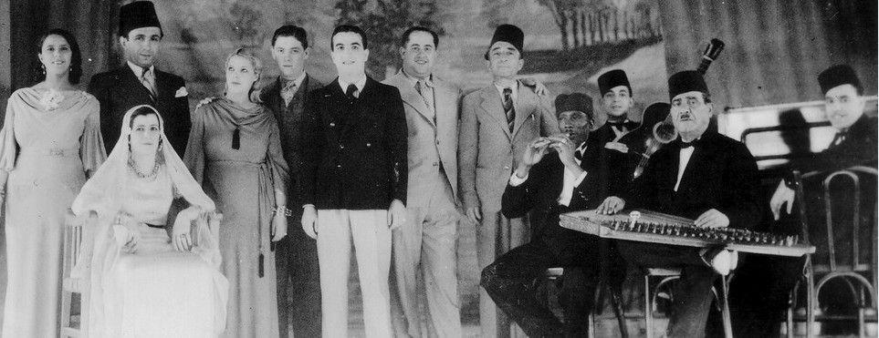Music-Hall Algérien, Tango, Rumba Musique de spectacles