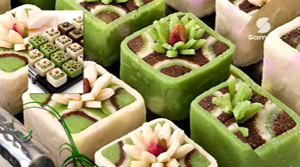 Recettes de gâteaux de fêtes et traditionnels à l'Algérienne حلويات تقليدية جزائرية
