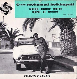 Musique du Far-West Algérien, Rai Ancien, Bédoui, Mkhazni