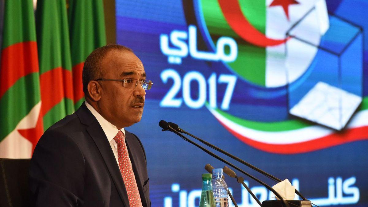 Le site officiel du Ministére de l'intérieur et des collectivités locales - Algérie