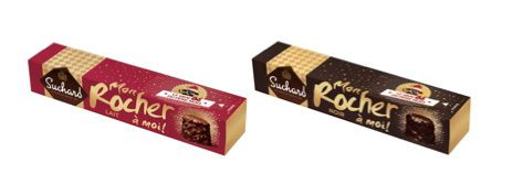 ROCHER SUCHARD SPECIAL FETES (CONCOURS INSIDE)