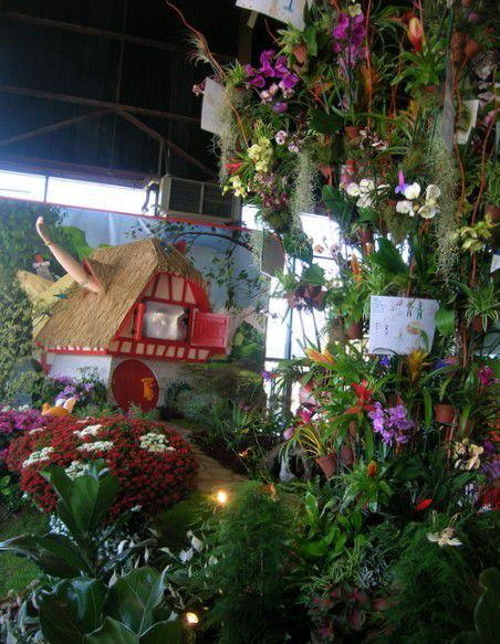 Floralies internationales de Nantes 2014
