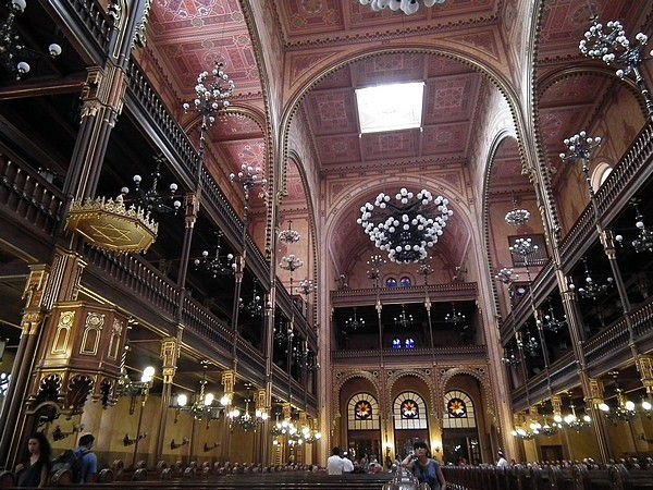 Tour d'Europe - Budapest