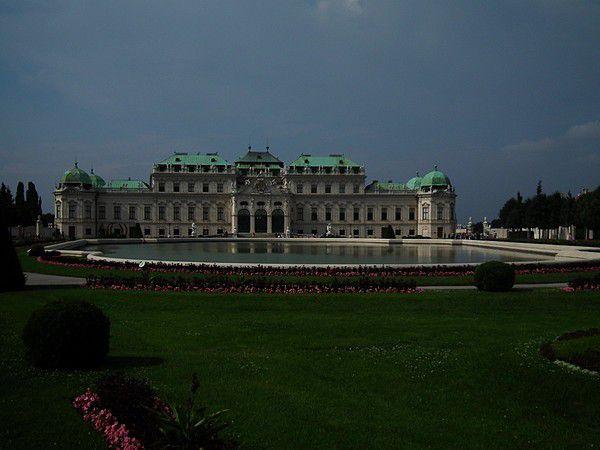 Tour d'Europe - Vienne.... c'est fini ....