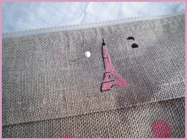 Trousse Paris- Bonheur des dames