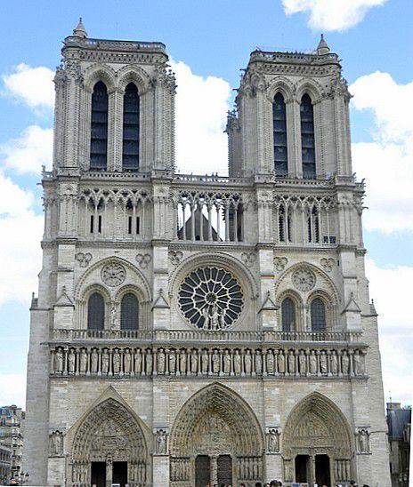 Retour de Paris