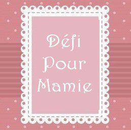 Défi Mamie, Merci à Martine 31