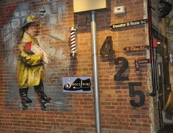 New-York - 3 .... verdure !