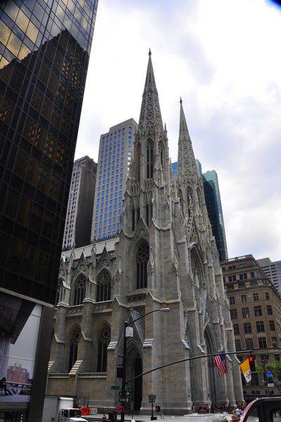 New-York - 3 .... tutti fruti !