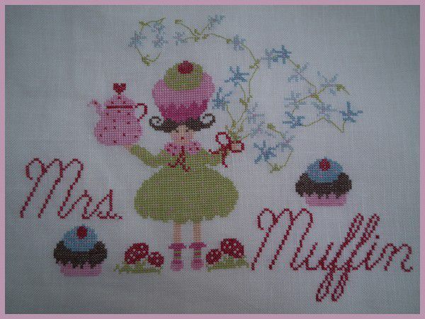 Miss muffin - 5.... broderie finie