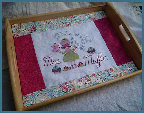 Miss muffin - 5.... Finition
