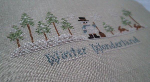 Winter Wonderland - 3 et presque fin...