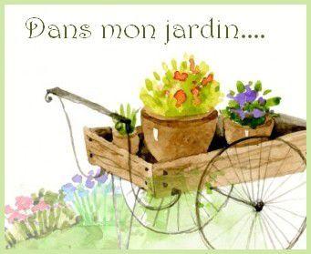 Dans mon Jardin, il y a.... - 1