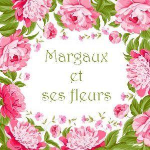Margaux et ses fleurs... en partant d'un vase...