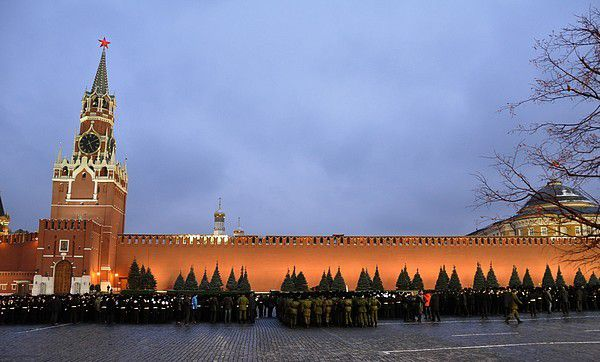 Couleurs Moscou - 2