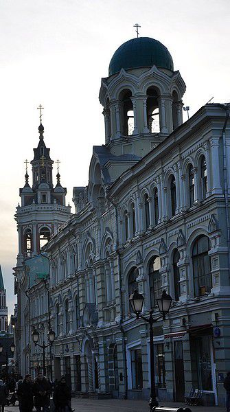 Couleurs Moscou - 1