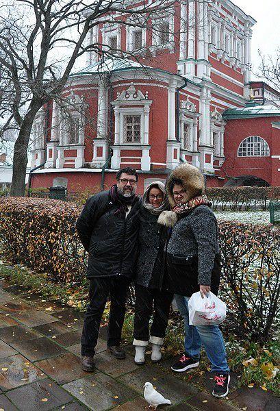 Couleurs Moscou - 4  Les Monastères