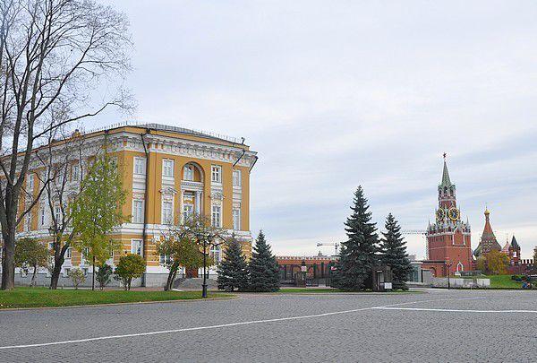 Couleurs Moscou - 2