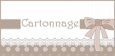Cartonnage au club
