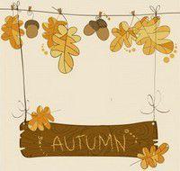 Etiquettes d'automne, c'est brodé