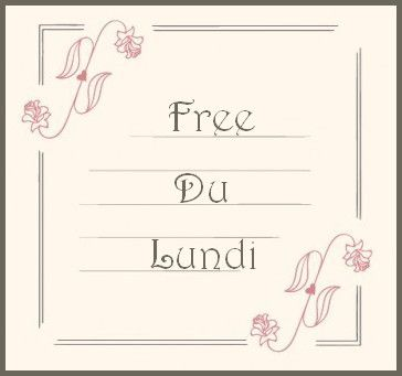 Free du Lundi.... petits nichoirs patchés