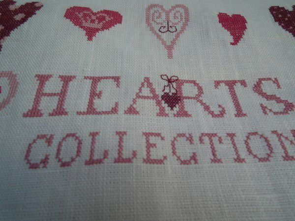 Hearts Collection - Mme Chantilly