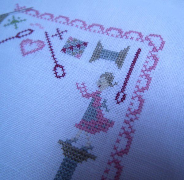 My Pink Needle - 1