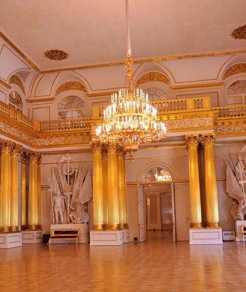 Retour de St Pétersbourg... l'Ermitage
