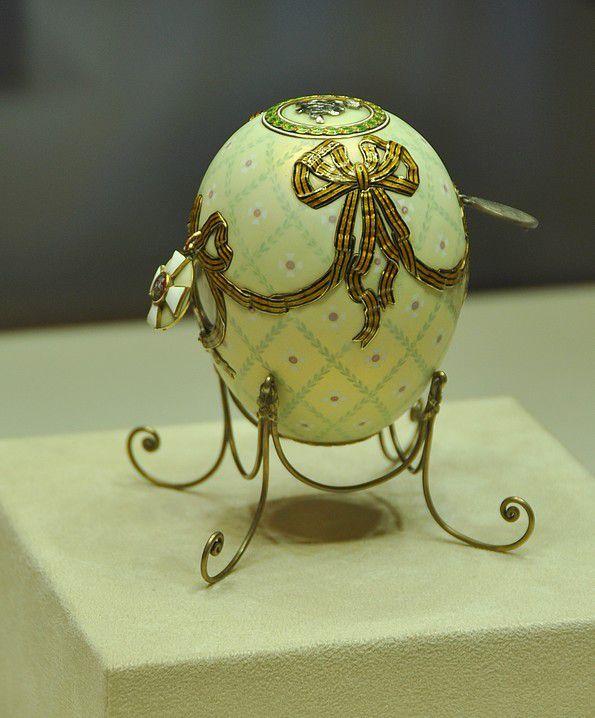 St Petersbourg - 5 - Musée Karl Fabergé