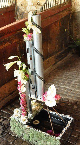 Margaux et ses fleurs  -   Brevet Professionnel de Fleuriste - Exposition au public et autres....