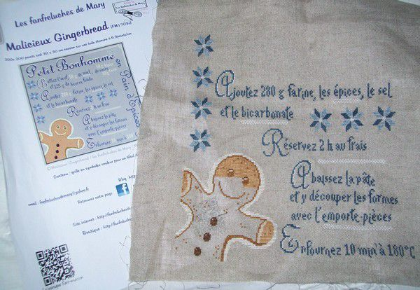 Malicieux Gingerbread - 4
