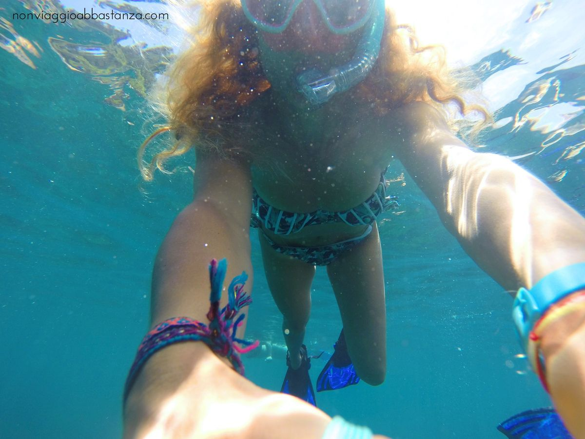 Snorkeling alle Cham Islands