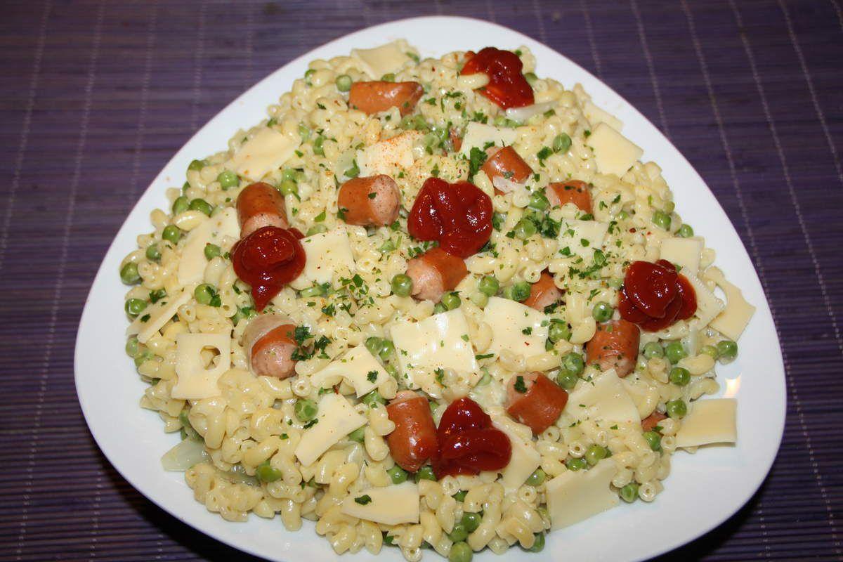 one pot pasta pour les kids