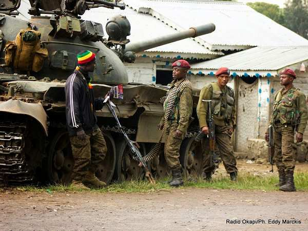 Nord-Kivu : les habitants de Rusayo fuient les combats entre FARDC et FDLR