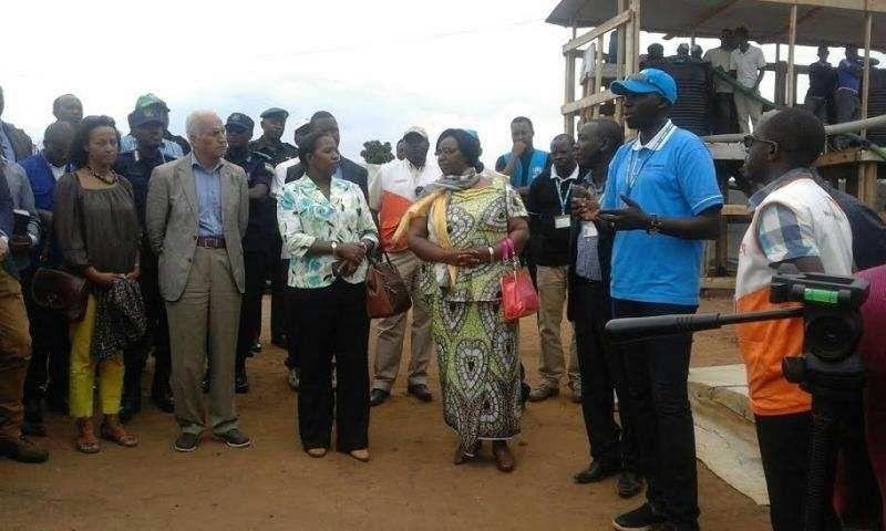 Aho gusaba impunzi z'abarundi gutaha , Mukantabana yazisabye kubika ibanga ryo gutera u Burundi