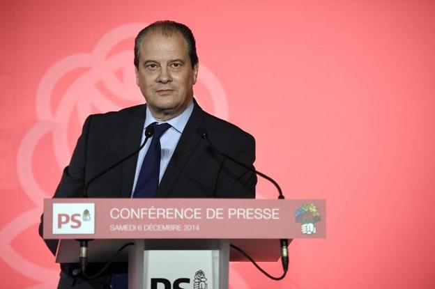 Jean-Christophe Cambadélis premier secrétaire du PS