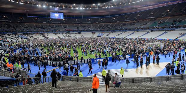 Les kamikazes du stade de France voulaient se faire exploser en tribunes et en plein match