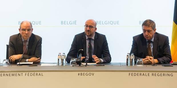 Belgique : Les ministres Koen Geens et Jan Jambon ont présenté leur démission à Charles Michel, qui les a refusées.