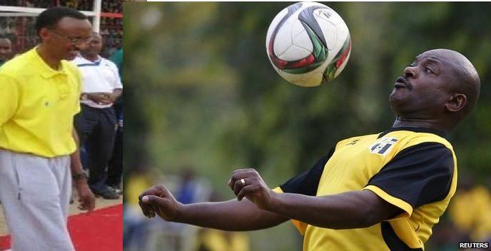 Match Paul Kagame contre Pierre Nkurunziza, d'après vous, qui va ganer?
